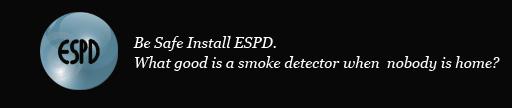 ESPD | Be Safe, Install ESPD.